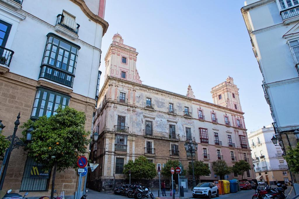 boutique hotels cadiz provinz  82