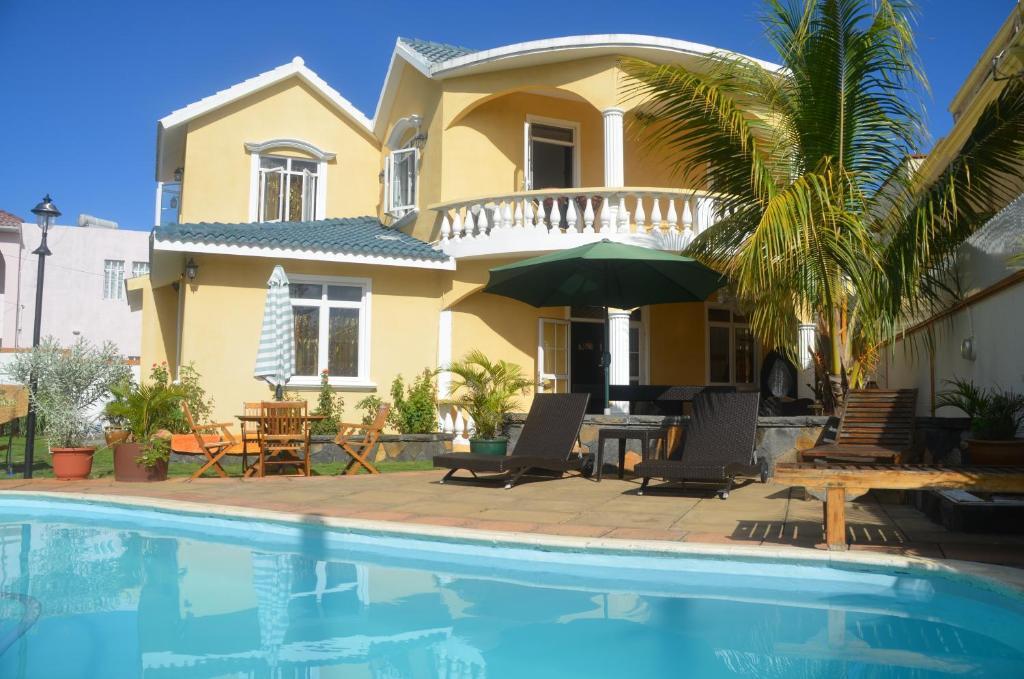 villa sundara mauritius trou aux biches mauritius