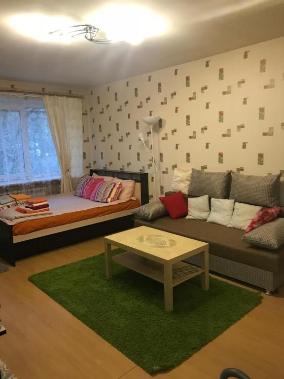 A seating area at Apartment Chaikinoi 1