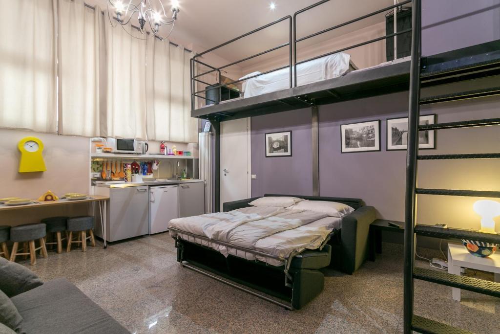Apartemen Loft Unik di Dunia