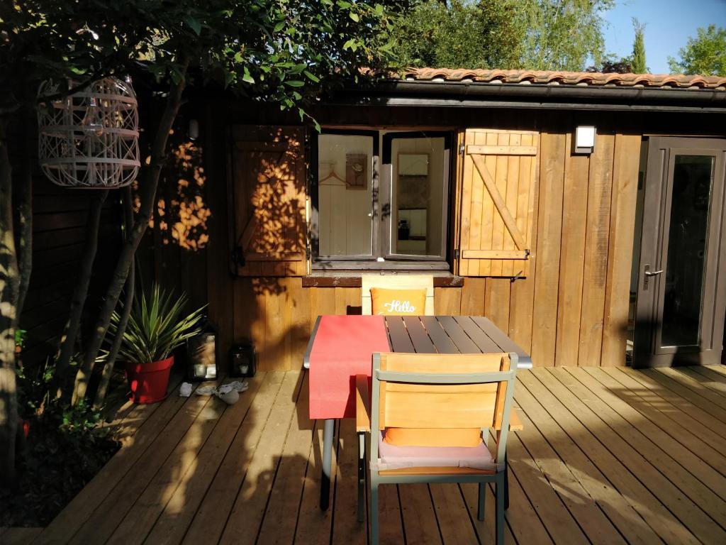 La cabane chic frankrijk bordeaux booking