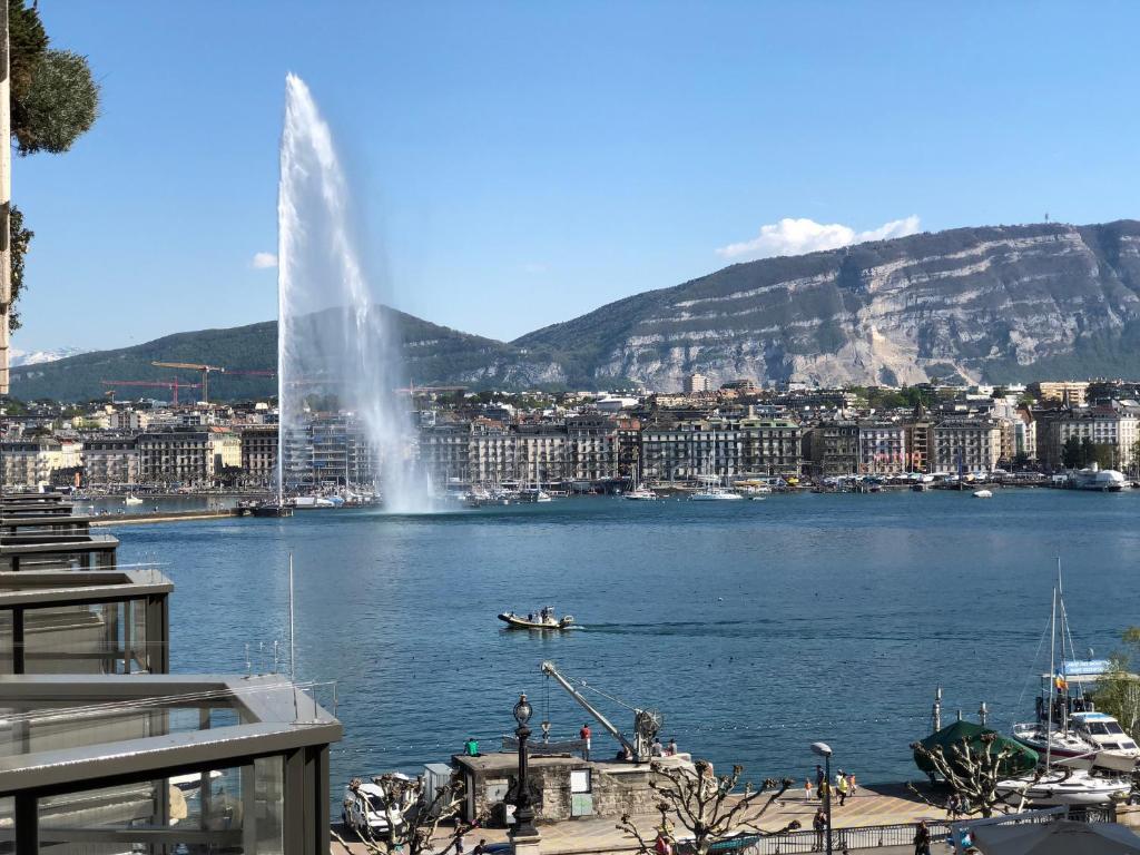 Apartment Prestigious Flat in City Center, Geneva ...