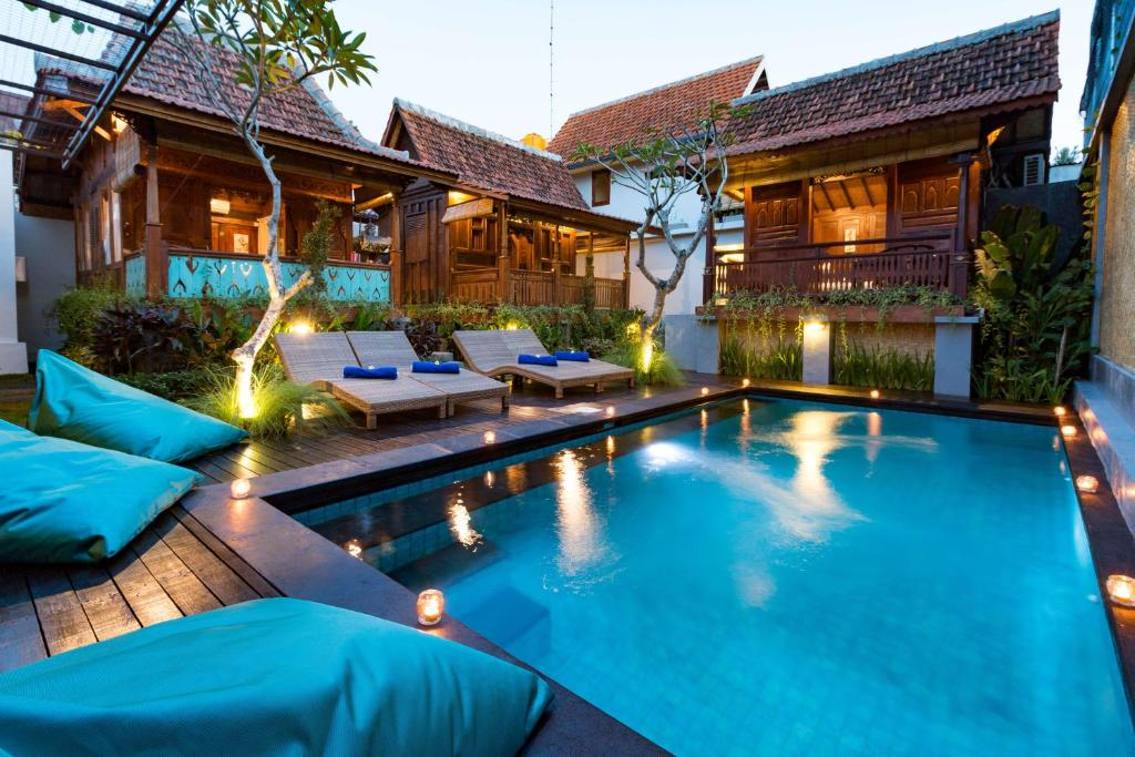 The Amelya Hotel and Villas, Gili Air
