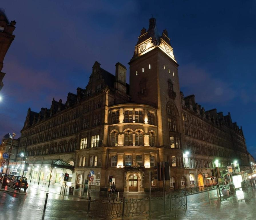 The Grand Central Hotel Glasgow Updated 2019 Prices