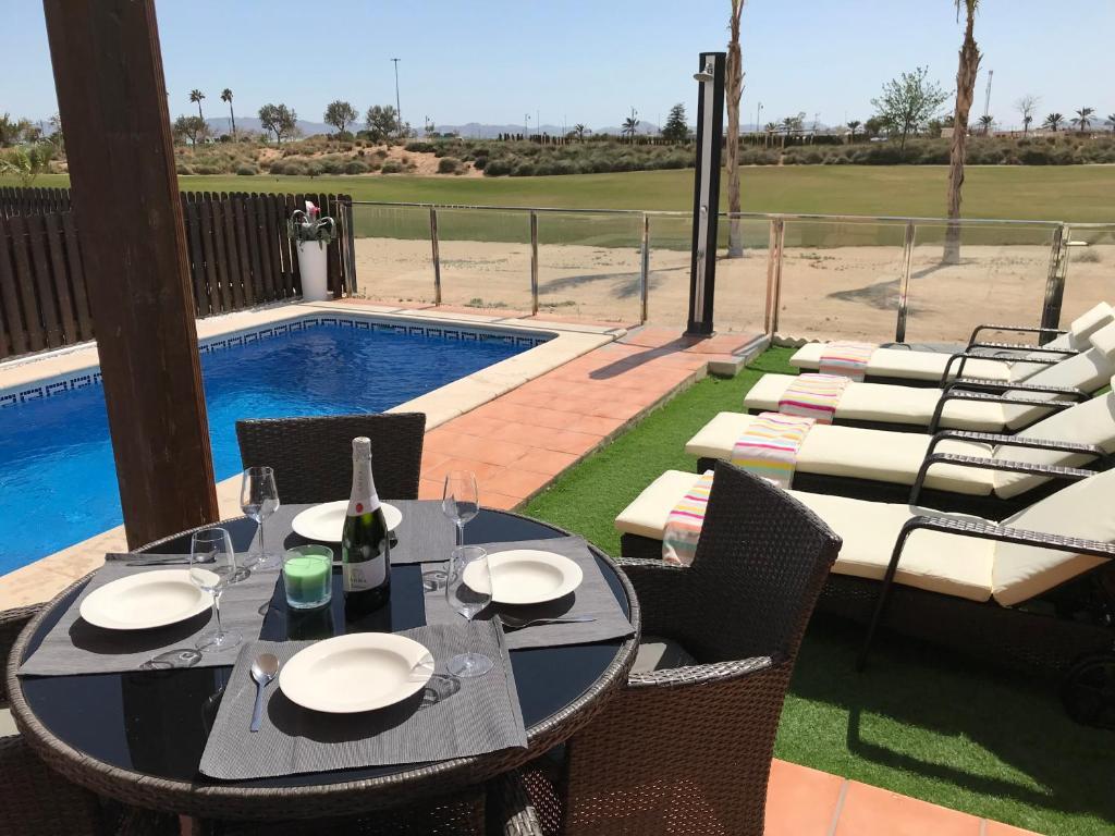 Apartments In Pozo-estrecho Murcia