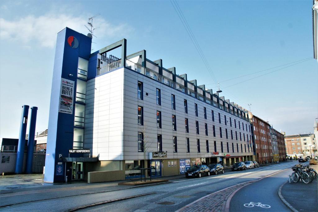 hotel i københavn med gratis parkering