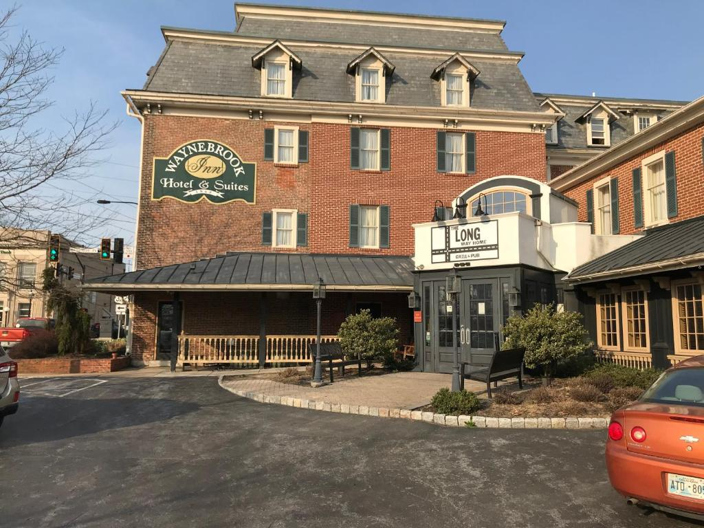Waynebrook Inn, former Sunan airport, PA - Booking.com