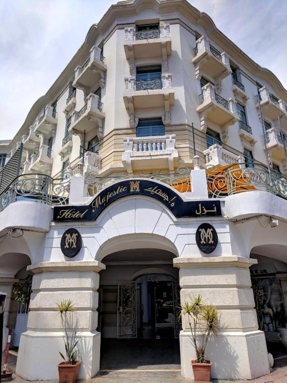 マジェスティック ホテル(Majestic Hotel)