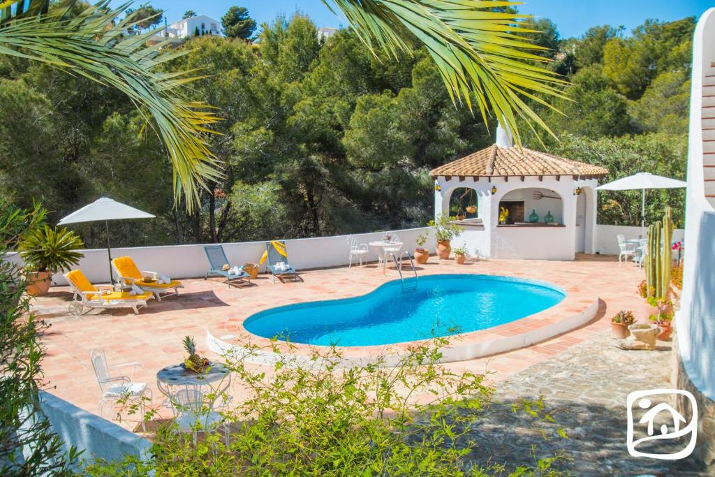 Abahana Villas Casa Casiracci (Spanje Benissa) - Booking.com