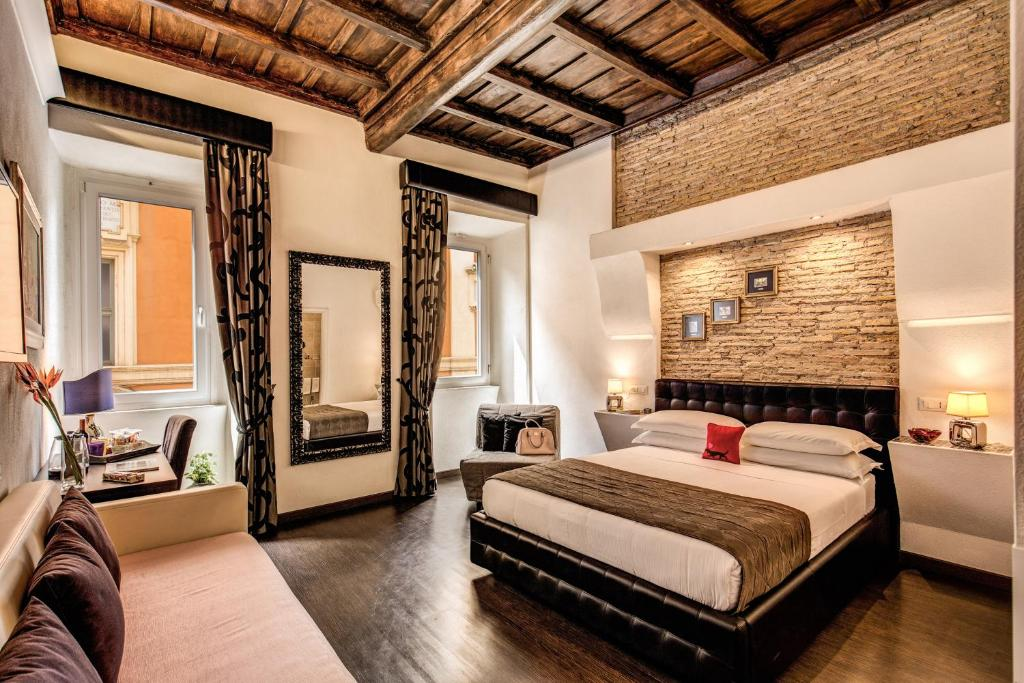 Guesthouse Piazza di Spagna Comfort Rooms Rome Italy Bookingcom