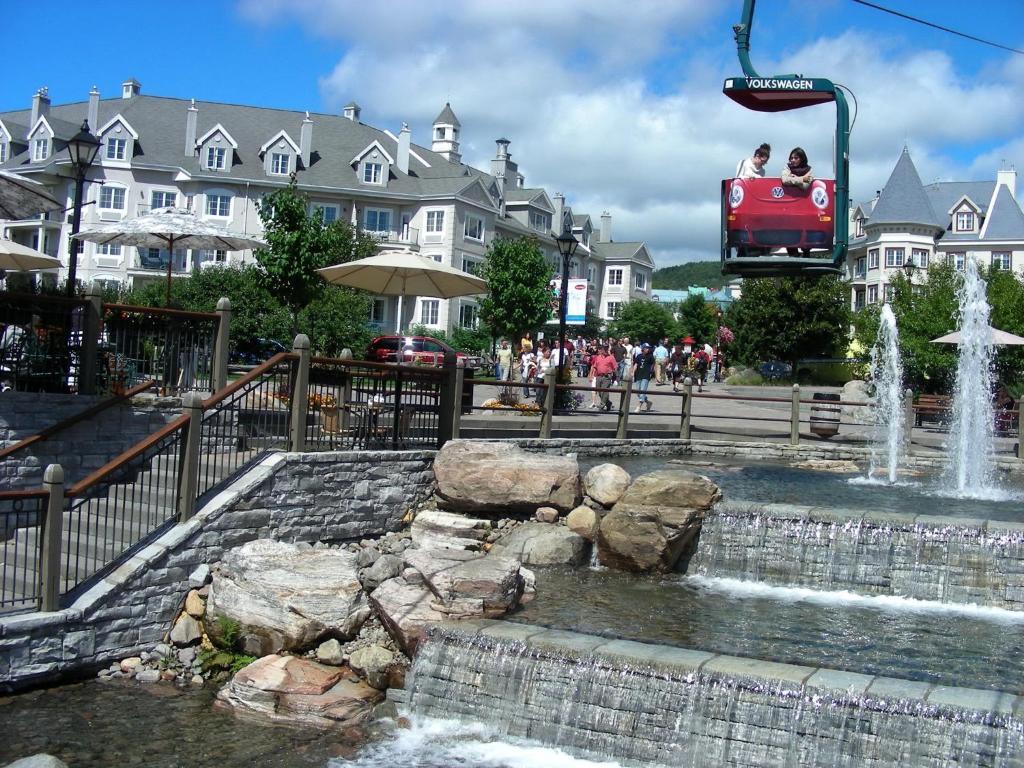 Apartment Mont Tremblant Getaway Canada Booking Com
