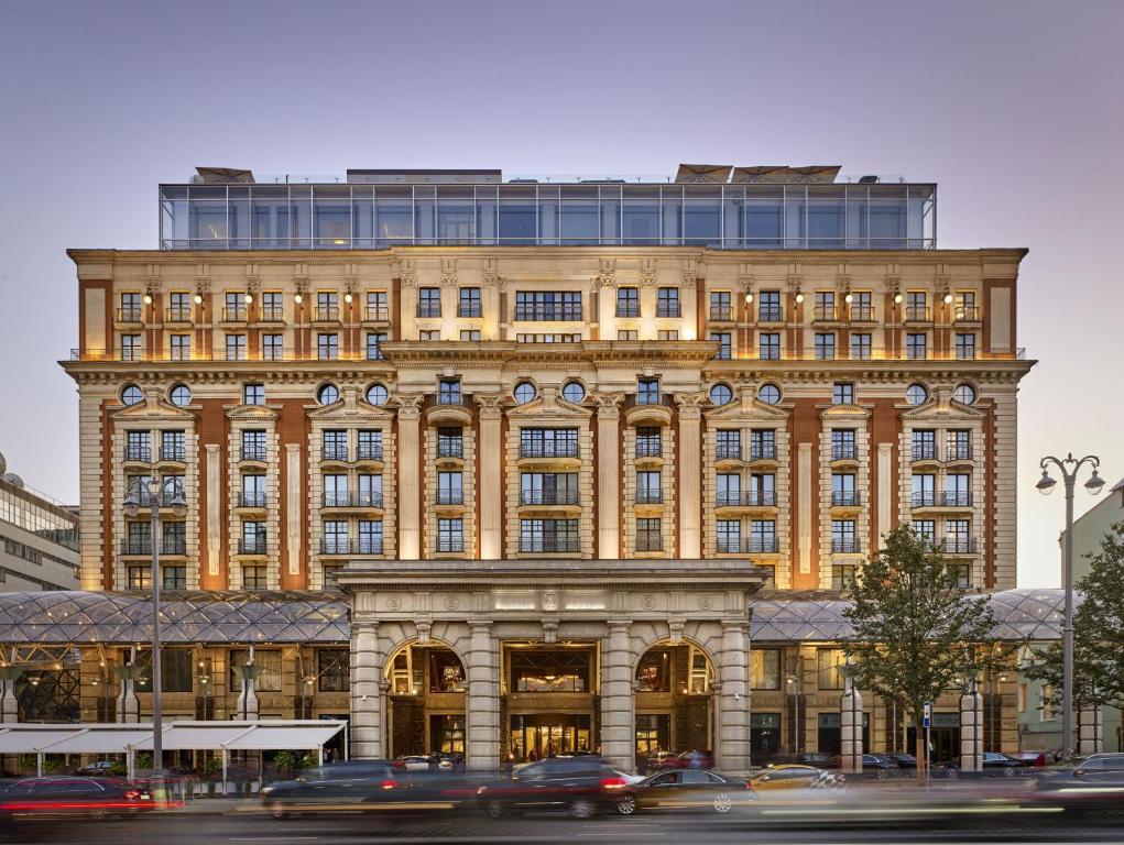 ザ リッツ カールトン モスクワ(The Ritz-Carlton, Moscow)