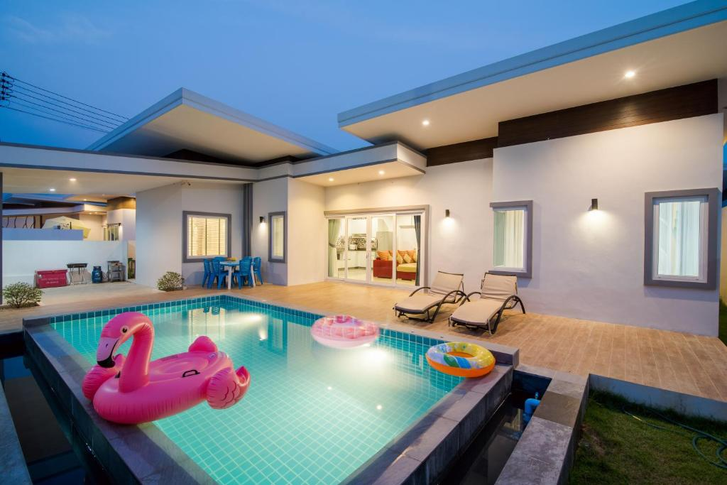 Le Leaf Pool Villa 11 Hua Hin Harga Terkini 2018