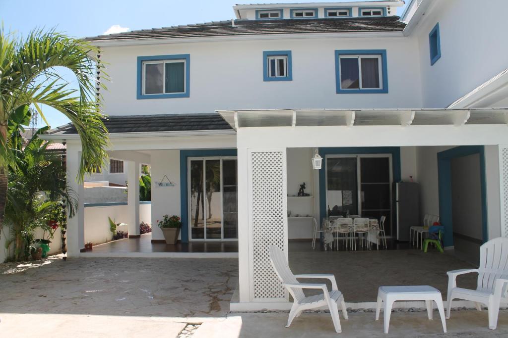 B&B Villa Luna (Dominicaanse Republiek Bayahibe) - Booking.com