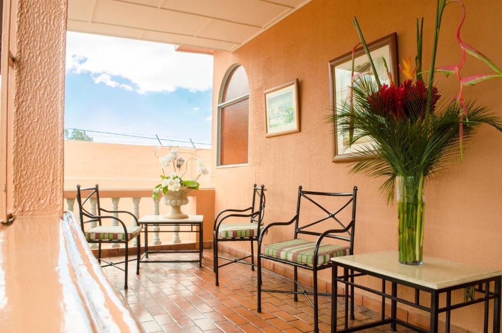 Hotel Vesuvio Costa Rica San José Bookingcom