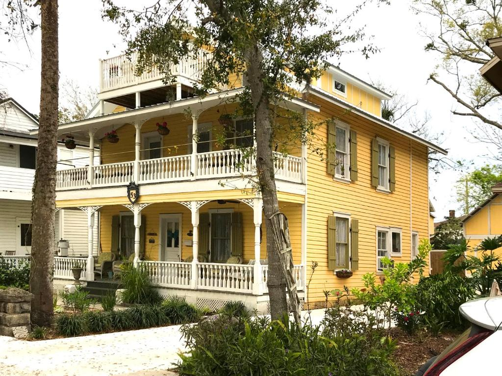 Apartment Historic Luxury Two Bedroom St Augustine Fl