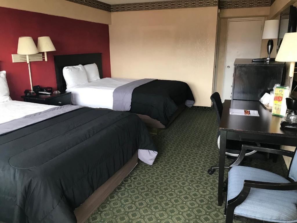 Red Carpet Inn & Suites Atlantic City