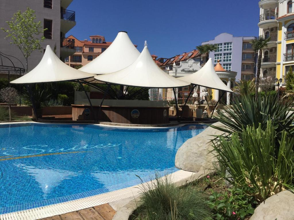Private Apartment - Harmony Suites - Monte Carlo, Sunny Beach ...