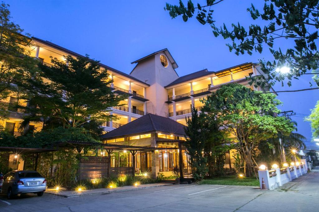 Suparee Parkview Hotel Thailand Khon Kaen Booking Com