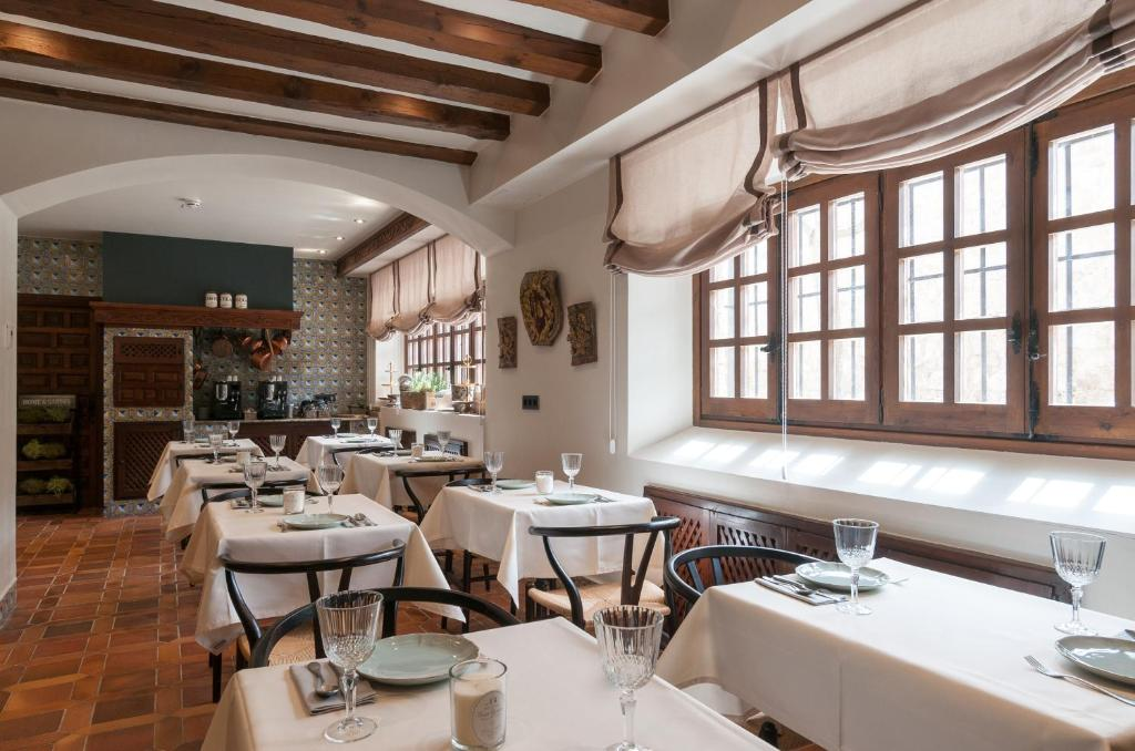 hotels with  charm in avila  19