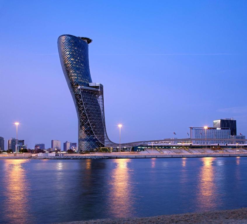 Andaz Capital Gate Abu Dhabi - a concept by Hyatt