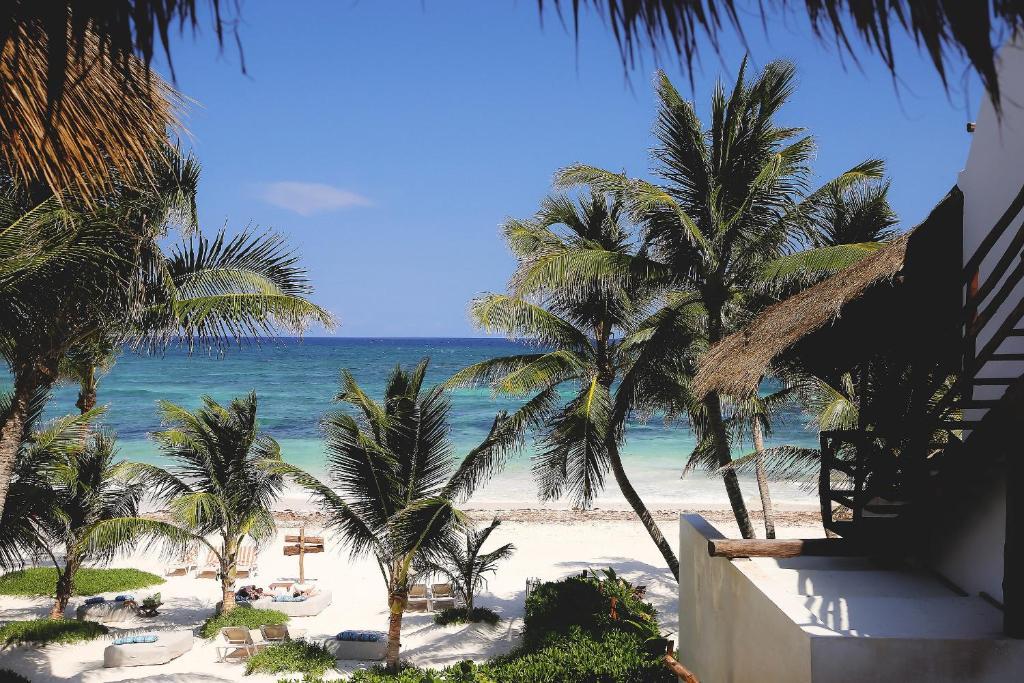 Hotel Cabanas Tulum Tulum Updated 2018 Prices