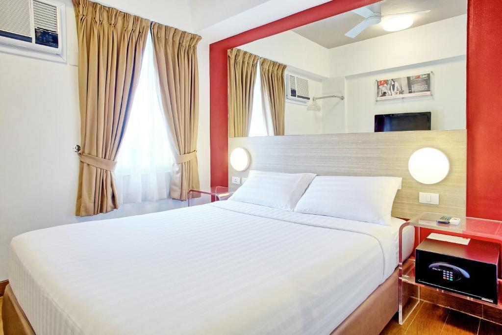 Red Planet Cebu(レッド プラネット セブ)の客室