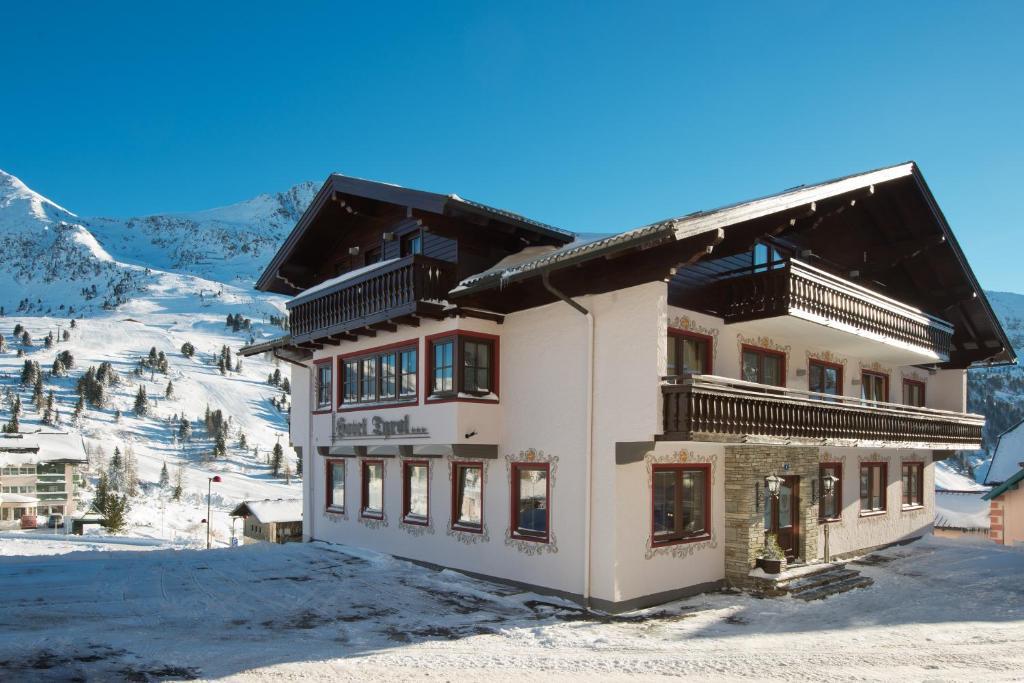 Hotel Tyrol österreich Obertauern Bookingcom