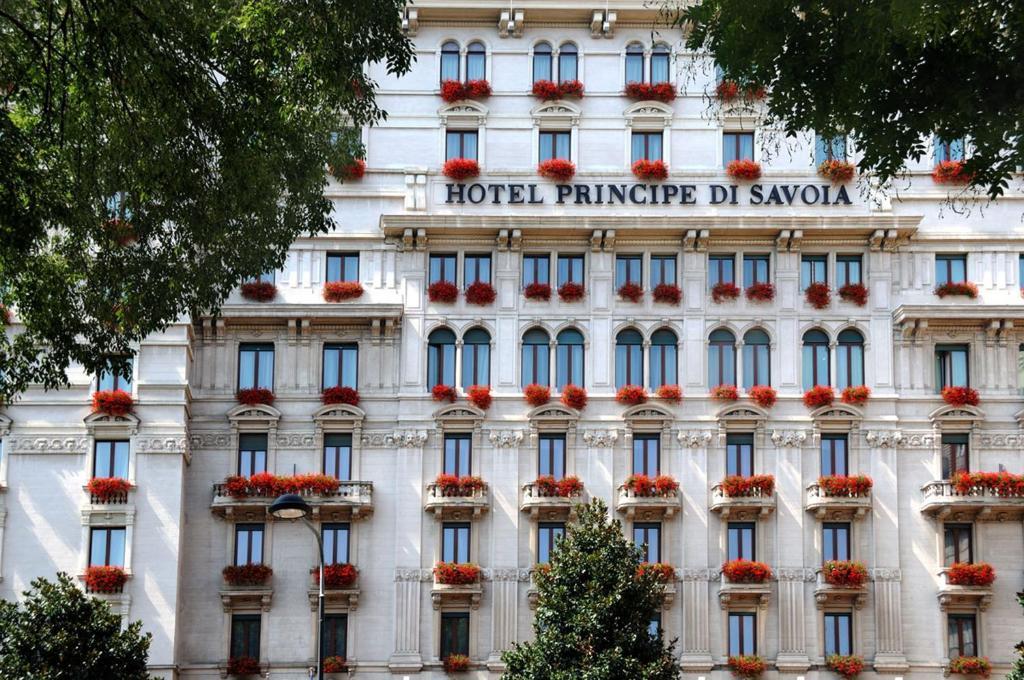 ホテル プリンチペ ディ サボイヤ(Hotel Principe Di Savoia)