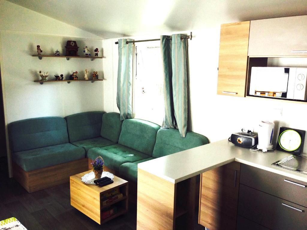 Campground Mobile Home Au Bois Masson Saint Jean De Monts France