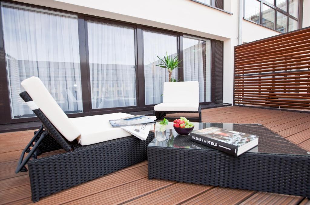 Ferienwohnung Goodman S Living Deutschland Berlin Booking Com