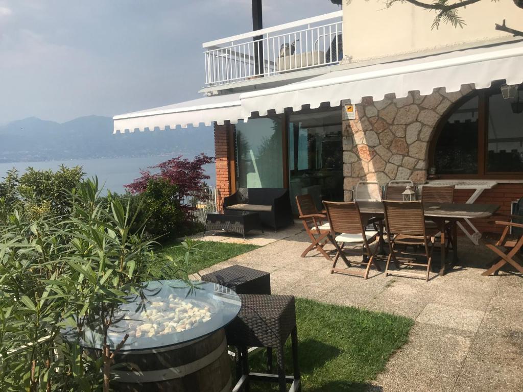 garten schiebetor, residence la mignon - oleandri, torri del benaco, italy - booking, Design ideen