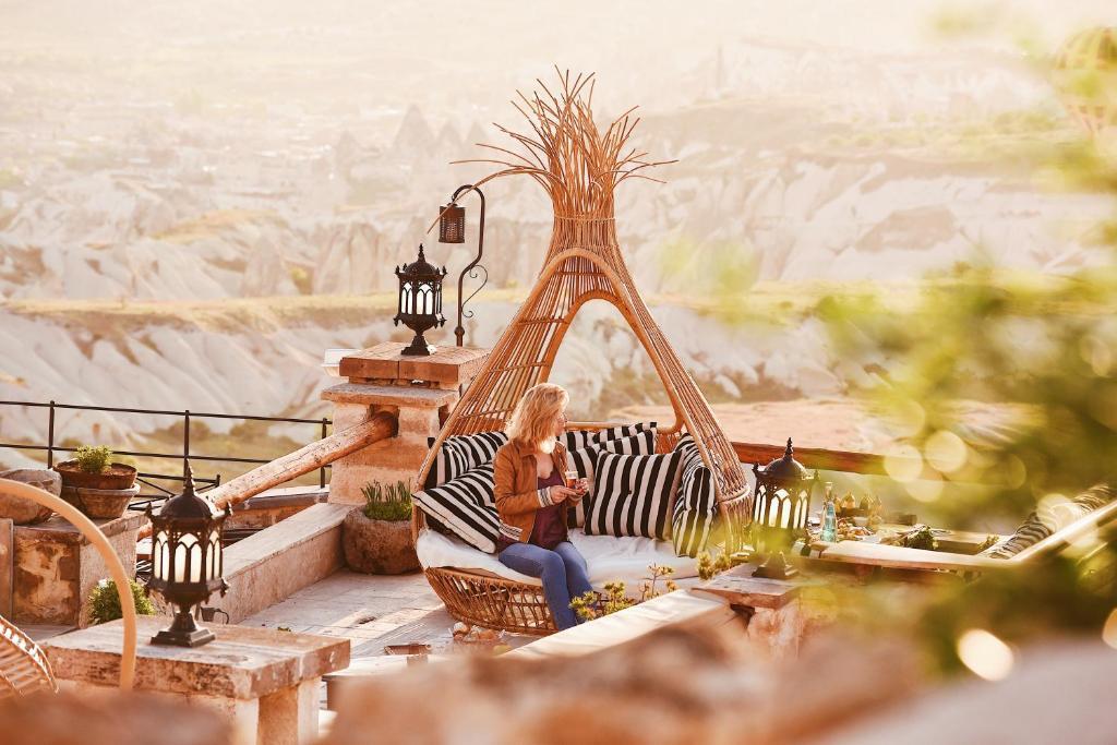 Hotel Rox Cappadocia Türkei Uchisar Bookingcom