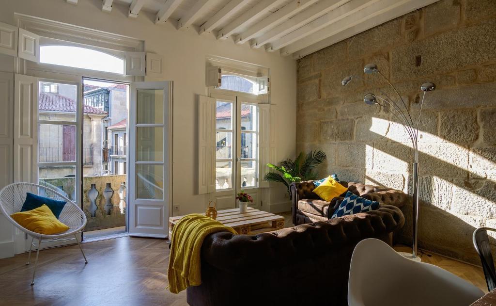 Apartments In Loureiro Galicia