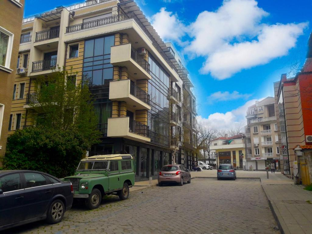Апартамент Natali Апартаментs 5 Centre - Бургас