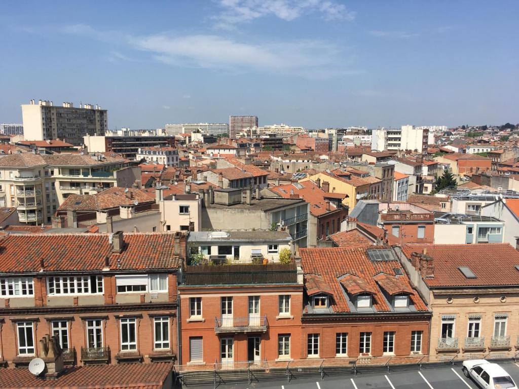 Apartment Studio Hermes vue sur les toits, Toulouse, France ... 63c028474589
