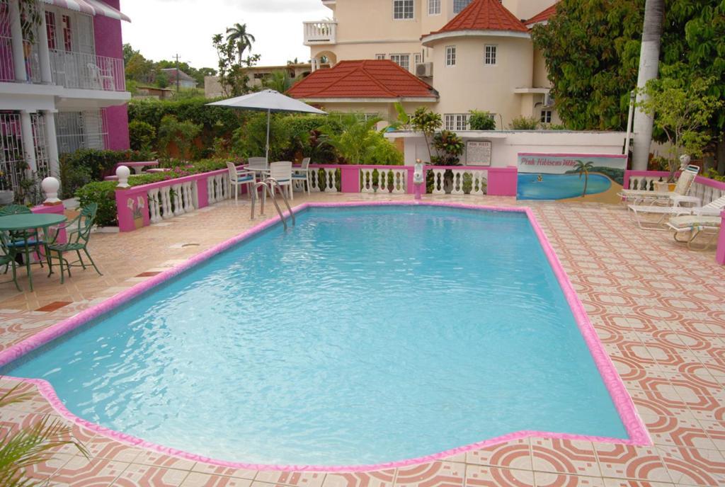 Pink Bed Breakfast Montego Bay Jamaica Bookingcom