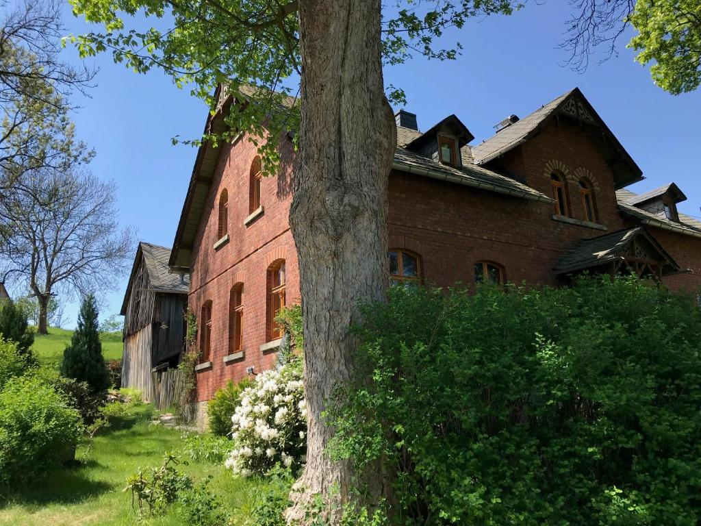 Ferienhaus Landhaus Bad Brambach Germany Booking Com