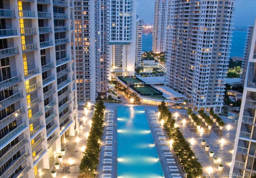 Apartment Icon Brickell, Miami, FL - Booking.com