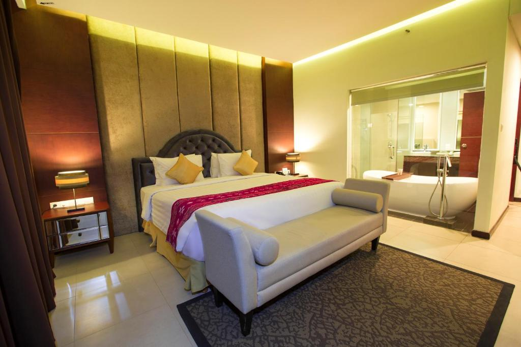 Rattan Inn Hotel Banjarmasin Indonesia Booking Com
