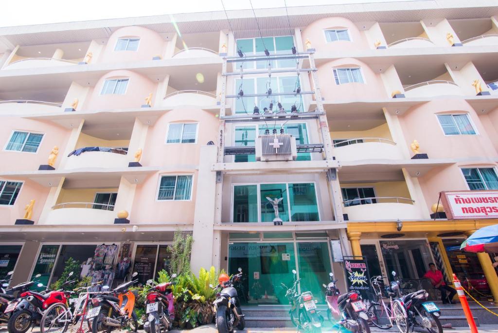 モザイク アパートメント(Mosaik Apartment)
