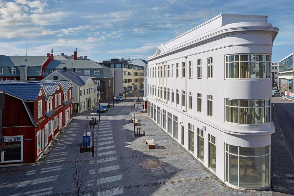レイキャビク コンスラート ホテル キュリオ コレクション バイ ヒルトン(Reykjavik Konsulat Hotel, Curio Collection By Hilton)