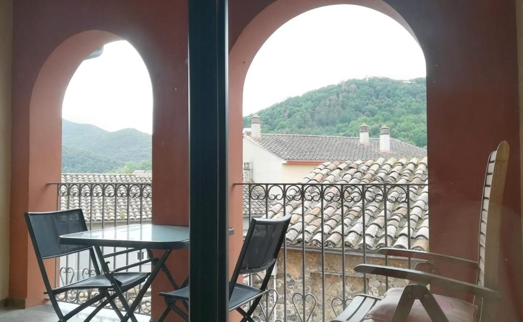 Apartments In Mieres Catalonia