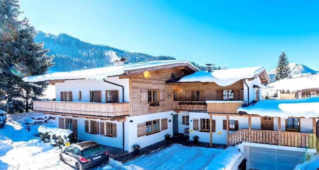 Apartment Landhaus Kitzhorn, Kitzbühel, Austria - Booking.com