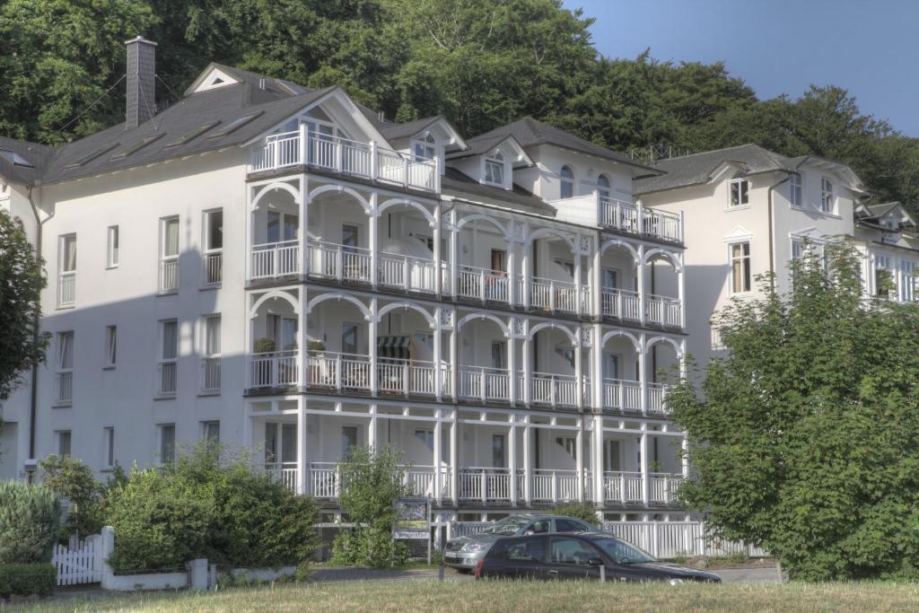 Ferienwohnungen Villa Strandperle in Binz