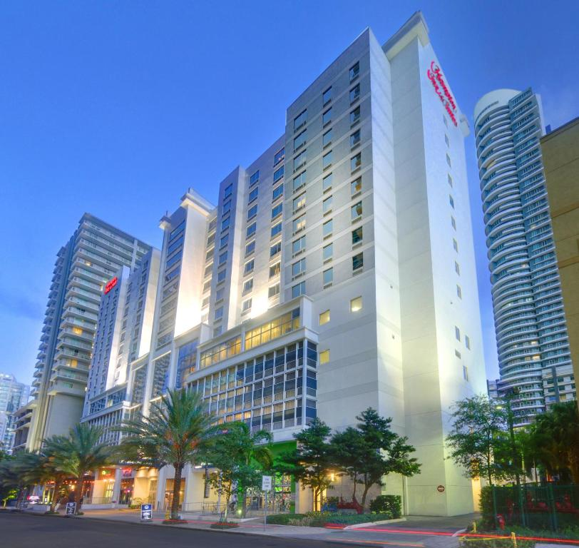 Hilton Miami Downtown Brickell Reserve Now Gallery Image Of This Property