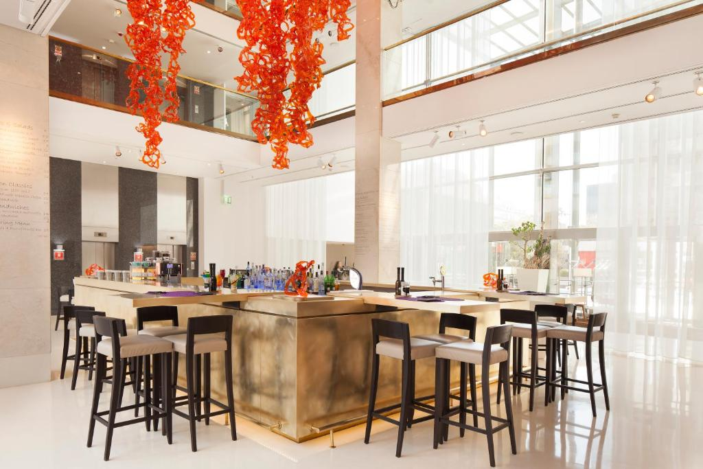 Sala Fumatori Aeroporto Barcellona : Hilton barcelona barcellona u prezzi aggiornati per il