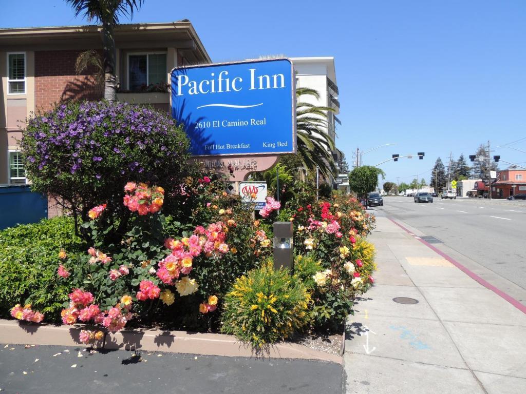 Pacific Inn Redwood City (USA Redwood City) - Booking.com