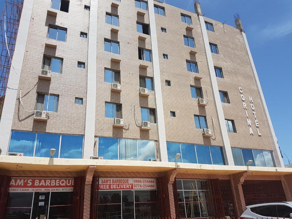 Image result for corina hotel liberia
