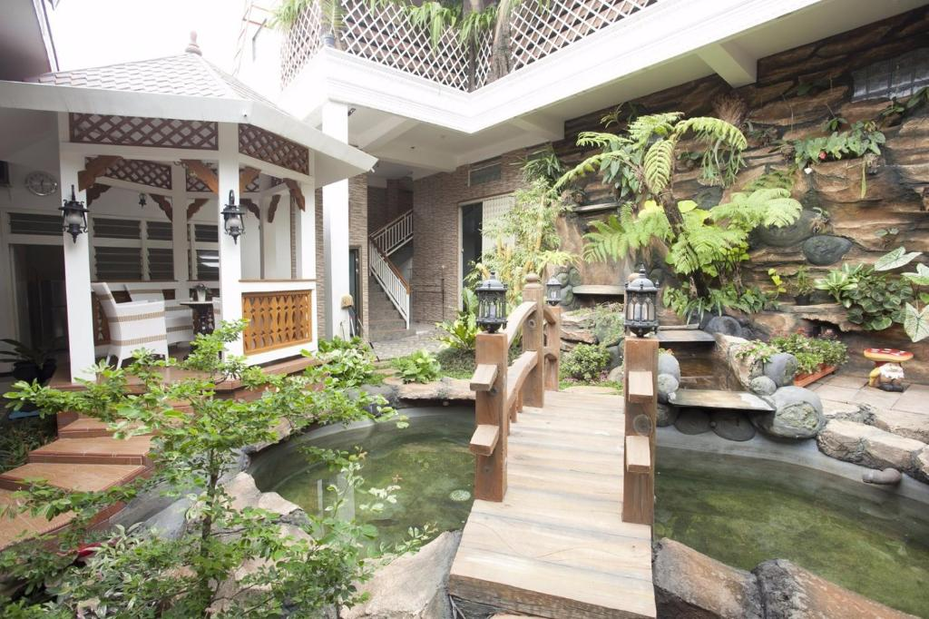 Ferienhaus huis van gustafine floor 1 indonesien malang booking.com